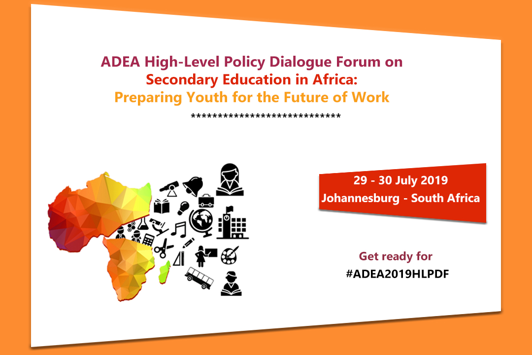 South Africa hosts ADEA High-Level Policy Dialogue Forum on