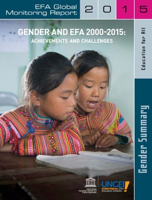 how to stop gender parity in education