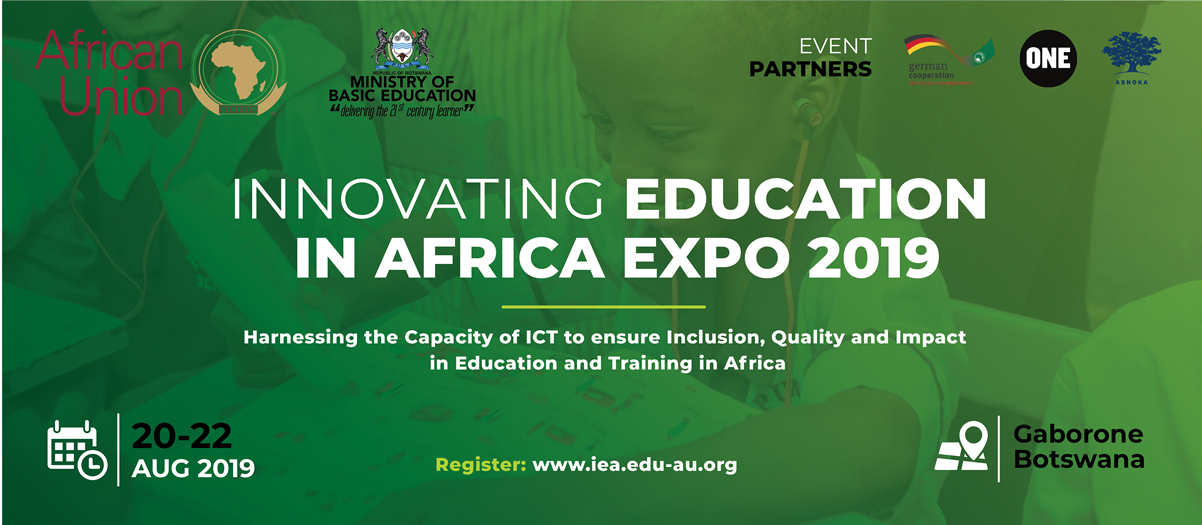 Call for Participation: Innovating Education in Africa Expo
